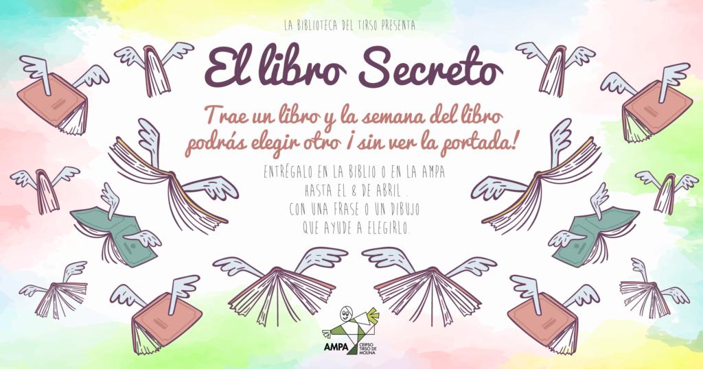 Cartel Libro secreto