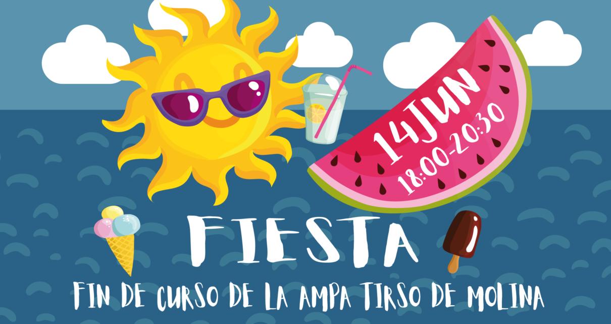 Fiesta fin de curso 2018-9